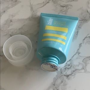 Bliss Lemon and Sage NWT body butter